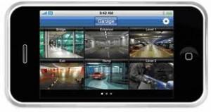 CCTV iphone