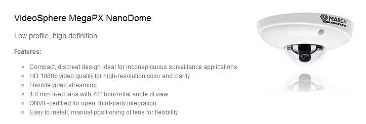 HD Nanodome