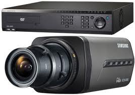 Samsung SRD 480D HD-sdi DVR