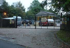 cctv fuel depot