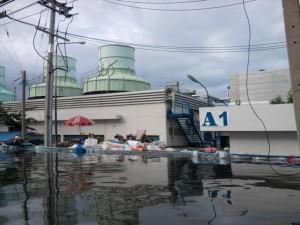 western digital floods no hard drive production